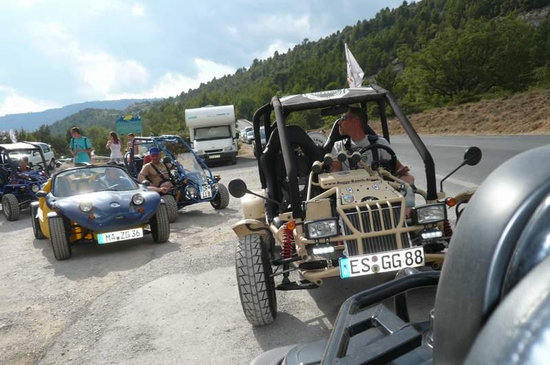 Les Gorges du Verdon en buggy Verdon19