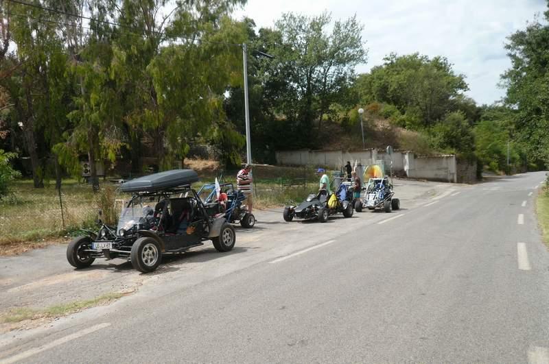 Les Gorges du Verdon en buggy Verdon34