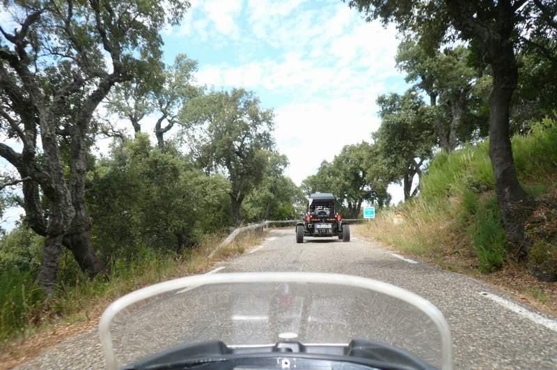Les Gorges du Verdon en buggy Verdon35