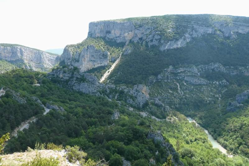 Les Gorges du Verdon en buggy Verdon60