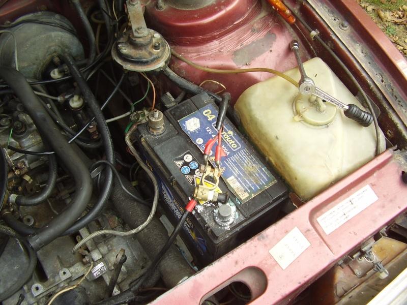 changement de radiateur Pb280612