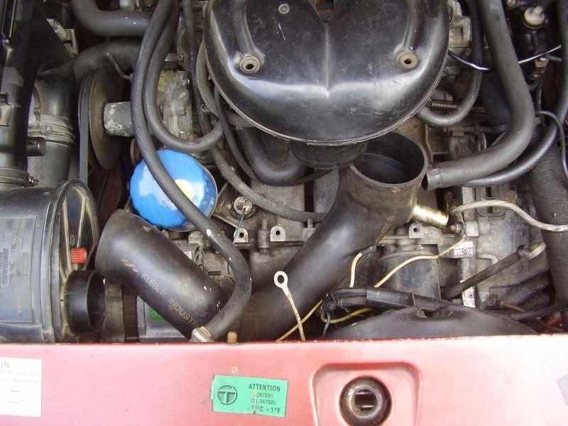 changement de radiateur Pb280613