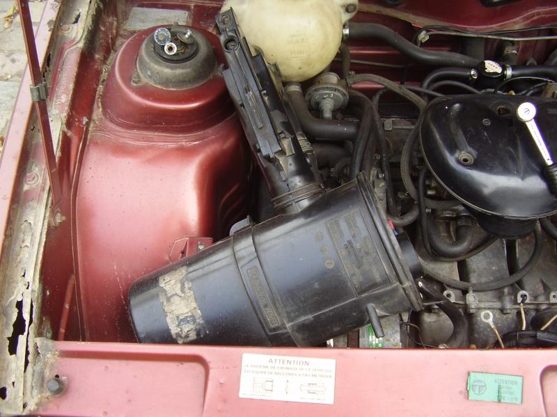 changement de radiateur Pb280614