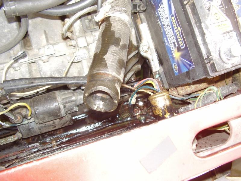 changement de radiateur Pb280617