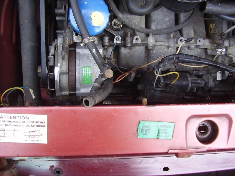 changement de radiateur Pb280618