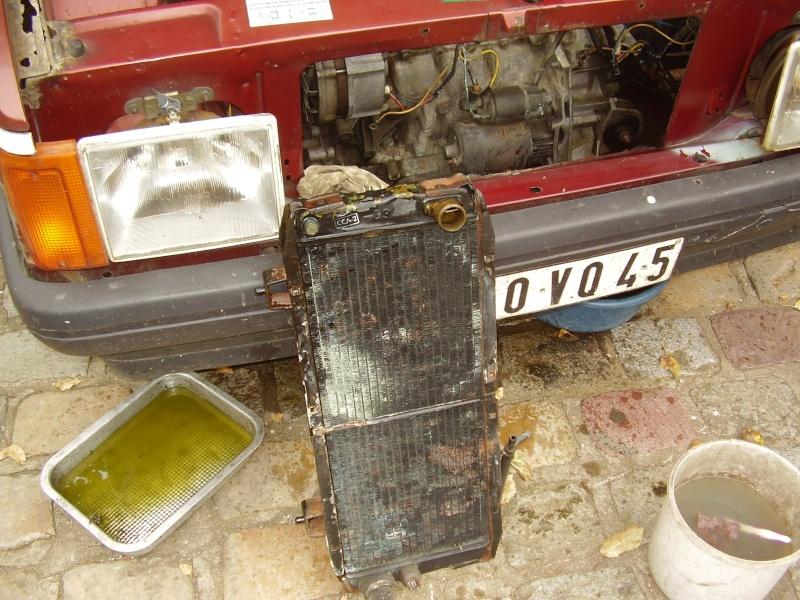 changement de radiateur Pb280620