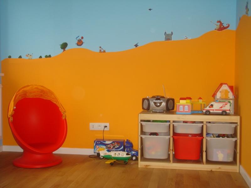 Best Chambre Orange Et Bleu de Design - Photos et idées décoration ...