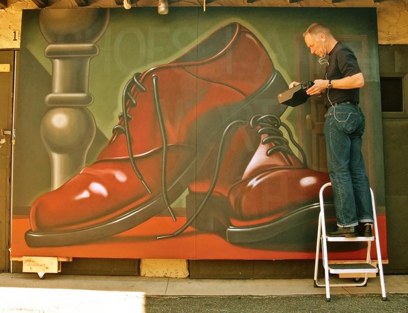 Kenton Nelson [peintre] A128