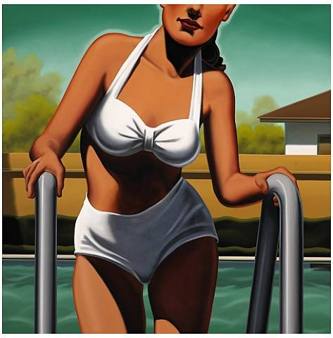 Kenton Nelson [peintre] A130