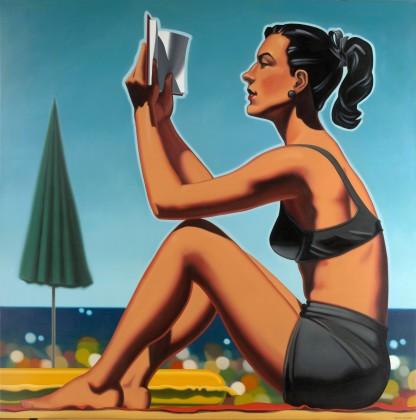 Kenton Nelson [peintre] A133