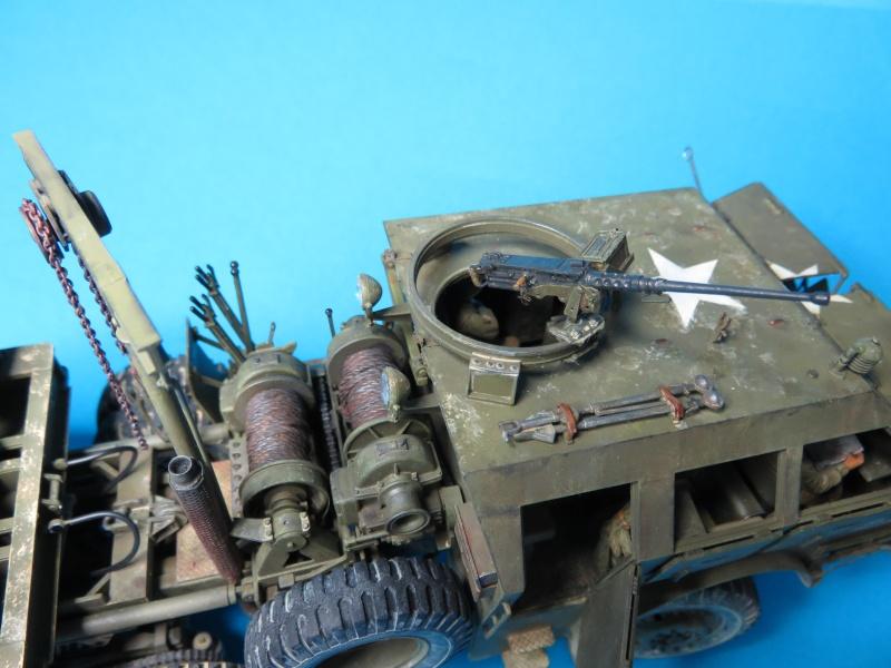 M26 Dragon Wagon US.40.ton tamiya 1/35 - Page 6 Img_1524