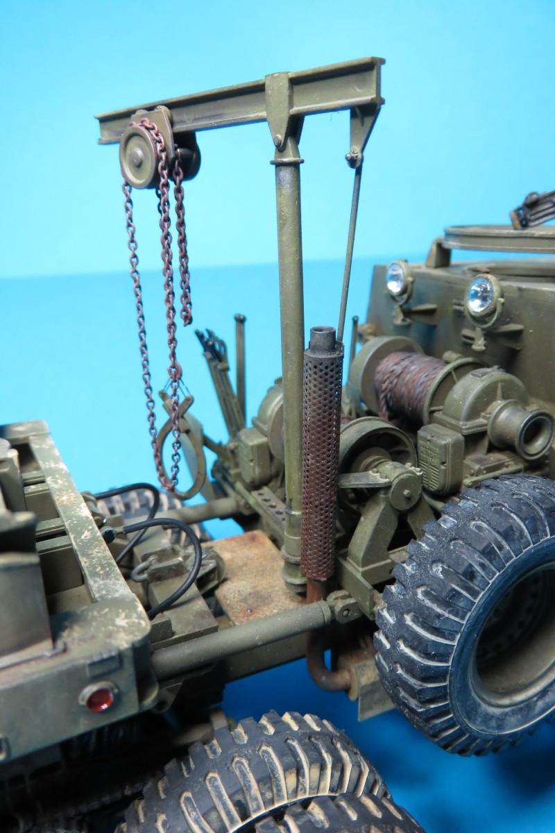 M26 Dragon Wagon US.40.ton tamiya 1/35 - Page 6 Img_1525