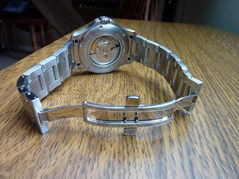 victorinox - Avis sur montre Victorinox Officer's P1060314