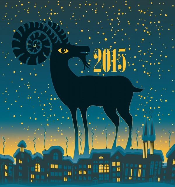 Vận mệnh của 12 con giáp trong năm Ất Mùi 2015  Van-me10