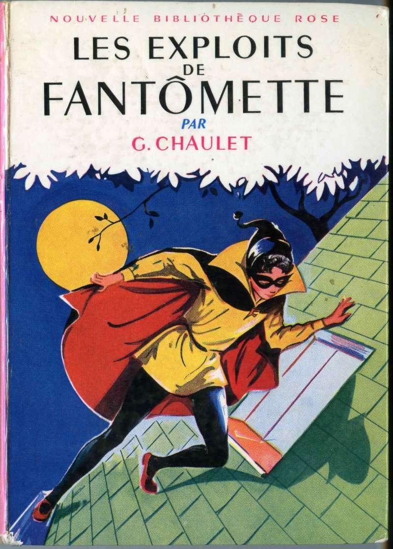 Les éditions originales de Fantomette. Expl110