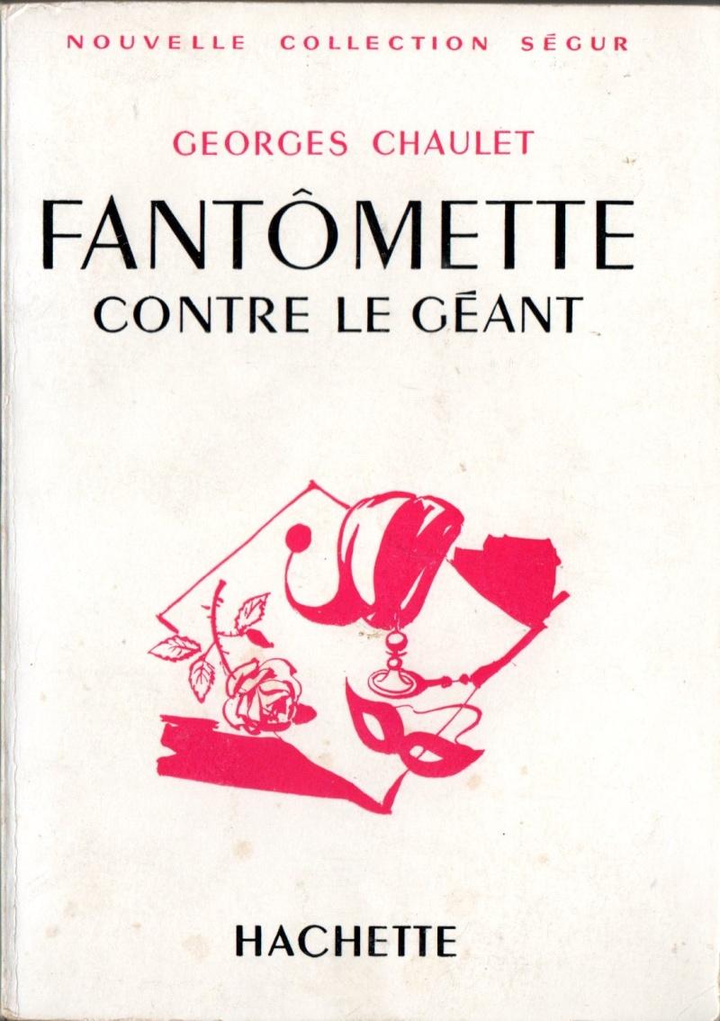 Les éditions originales de Fantomette. Faneo310