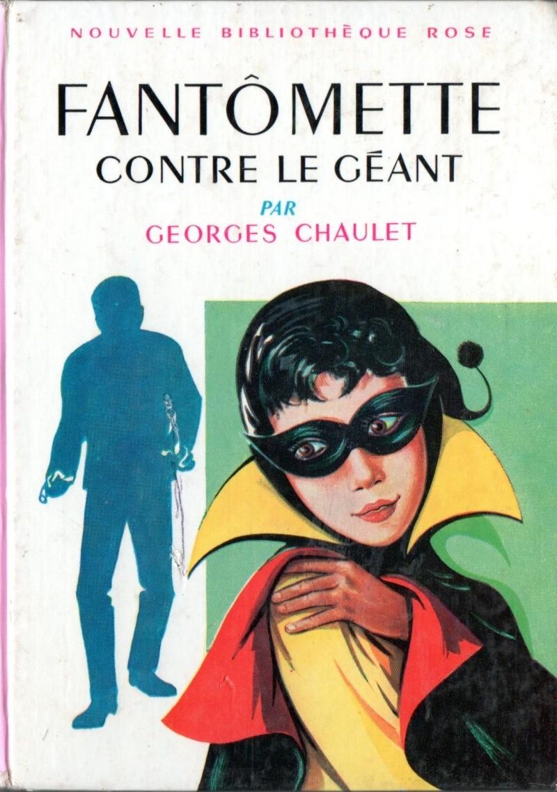 Les éditions originales de Fantomette. Faneo311
