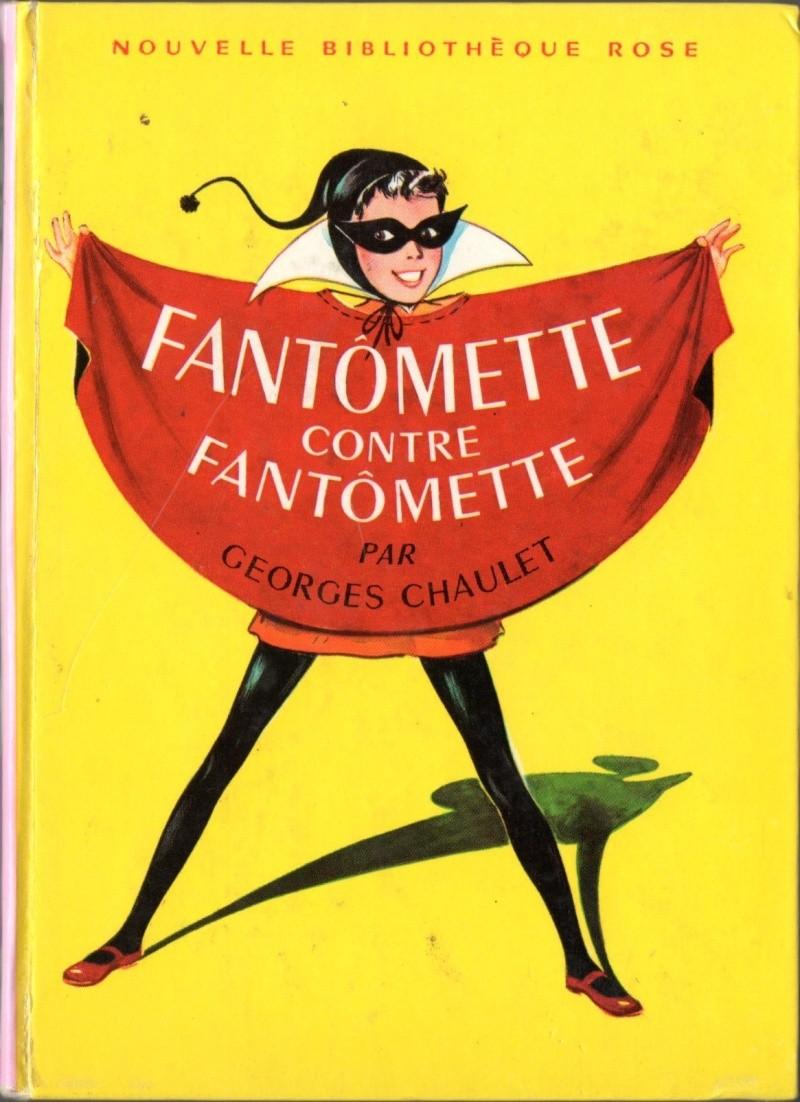 Les éditions originales de Fantomette. Faneo611