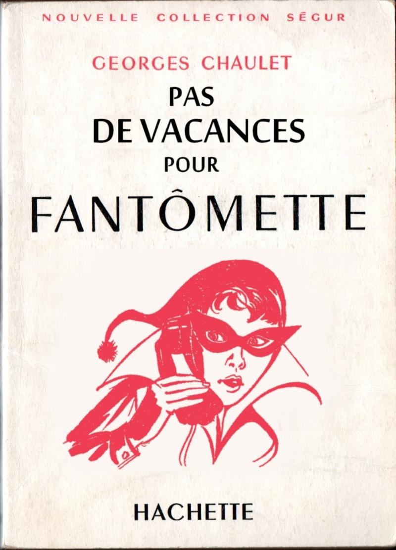 Les éditions originales de Fantomette. Faneo710