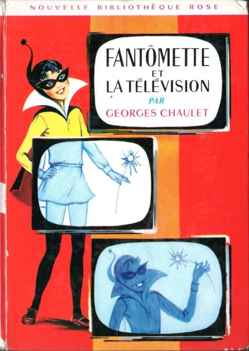 Les éditions originales de Fantomette. Faneo811