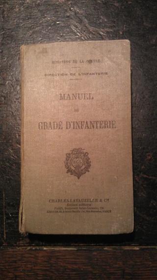 Manuel du Gradé d'Infanterie, édition du 1er octobre 1939 99279810