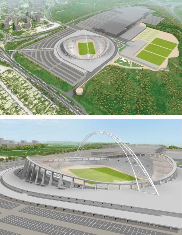 Le Stade national de Vilnius : bientôt ouvert... après 29 ans de travaux ? 21297010