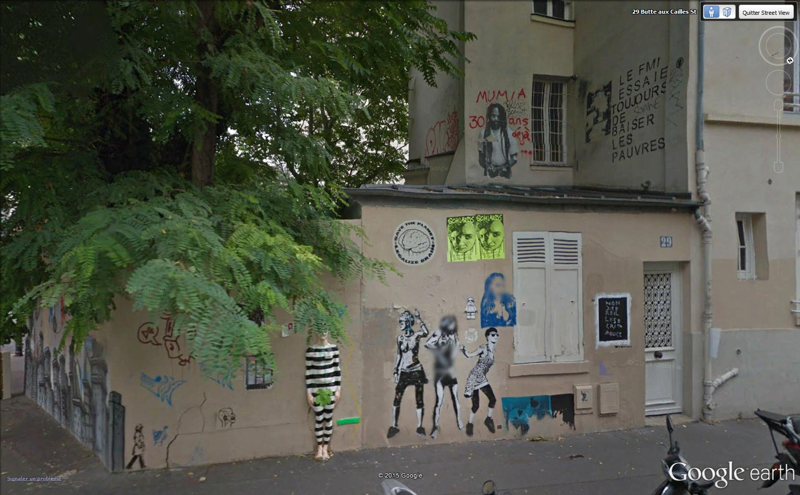 STREET VIEW : street art, grafs, tags et collages - Page 5 3_suit10