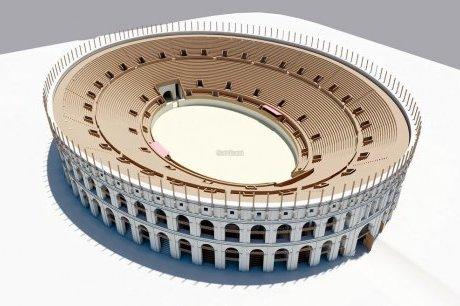 """Amphithéâtres romains : """"Panem et circenses"""" - Page 2 62884010"""