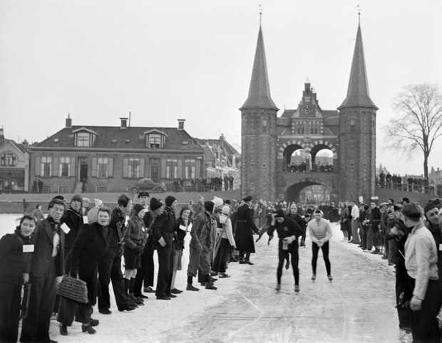 L'Elfstedentocht : une course mythique de patinage... en grand péril 85057-10