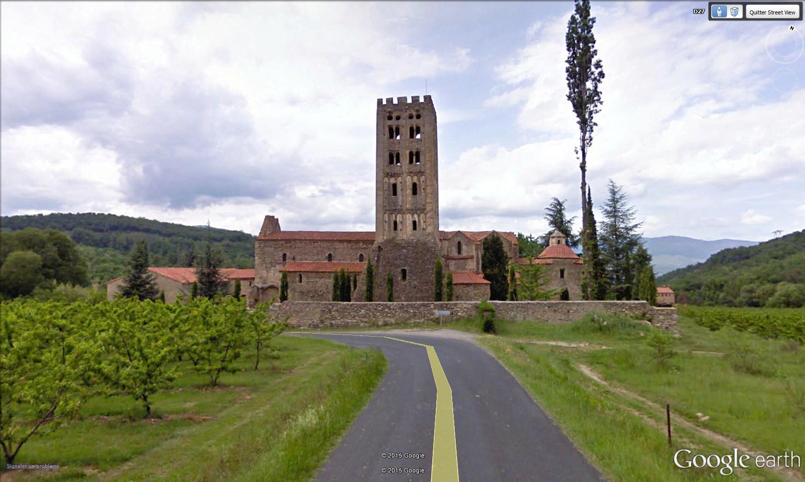 Déménagement de châteaux ou églises d'un continent à l'autre : mythe ou réalité ? Cuxa10