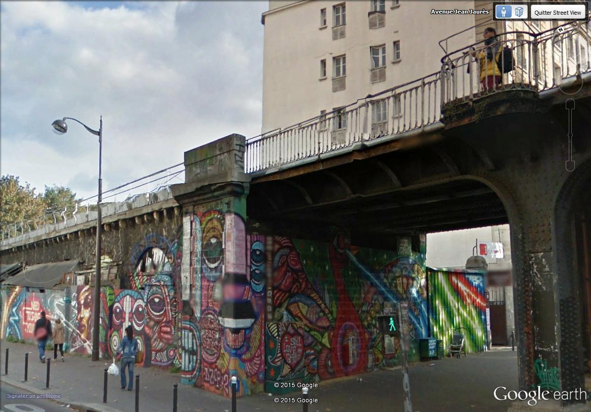 STREET VIEW : street art, grafs, tags et collages - Page 4 De_c11