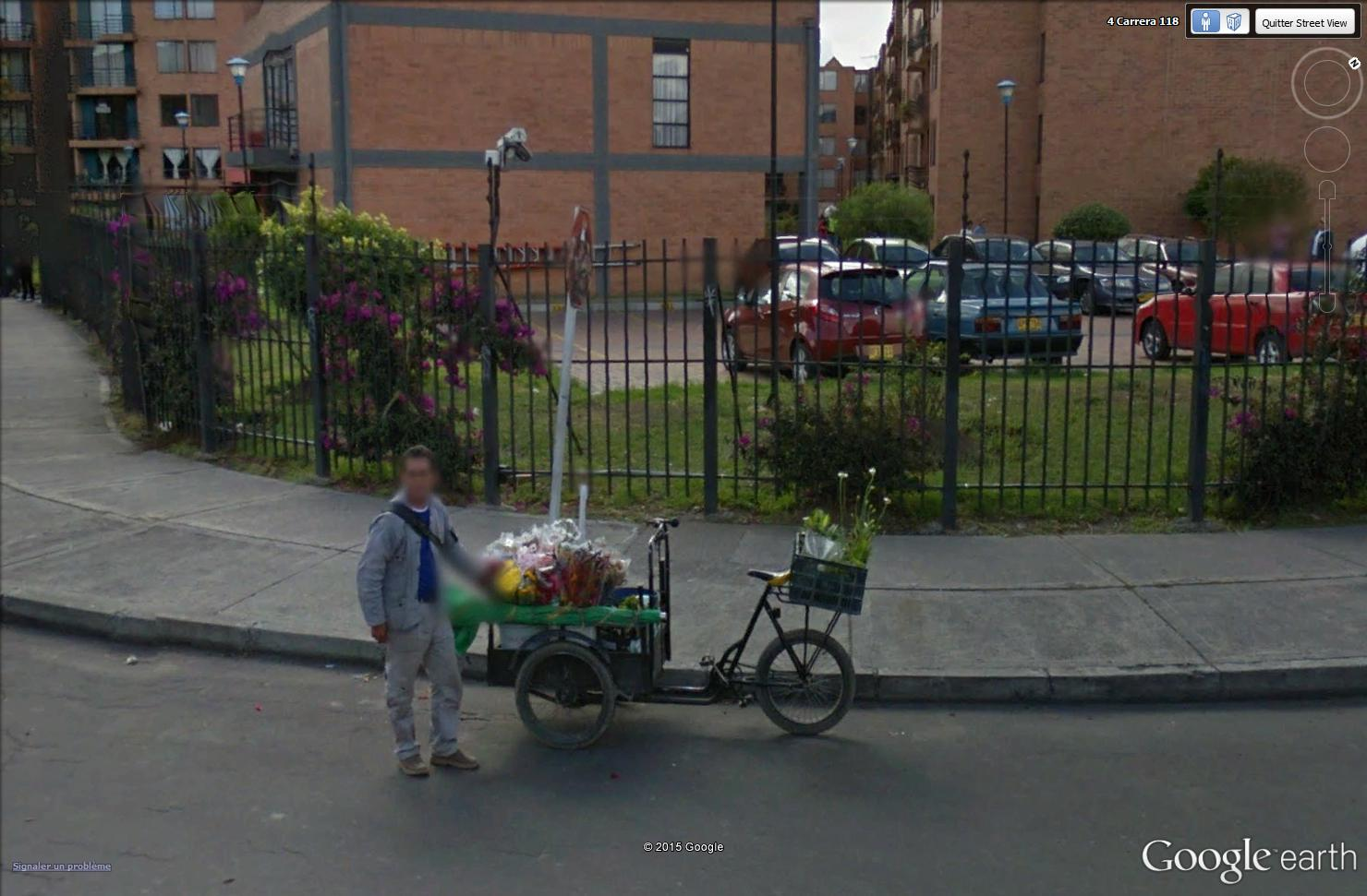 STREET VIEW : les petits boulots, image de la précarité moderne Fleuri10