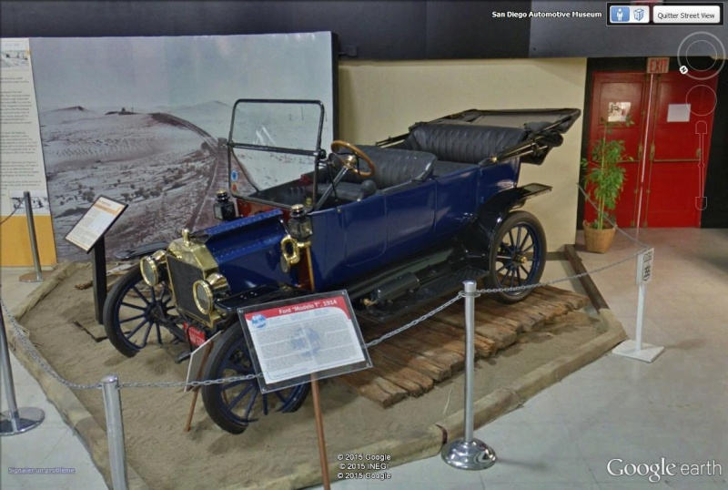 STREET VIEW : les musées en visite virtuelle - Page 7 Ford_t10