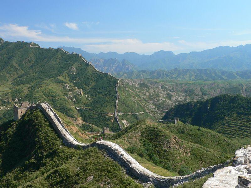La Muraille de Gengis Khan Grande10