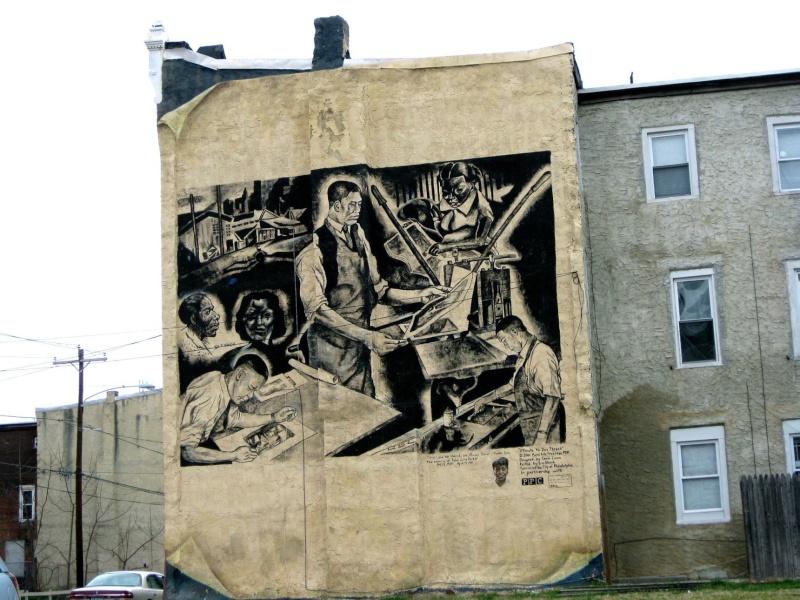 STREETVIEW : les fresques murales de Philadelphie  - Page 8 Img_0510