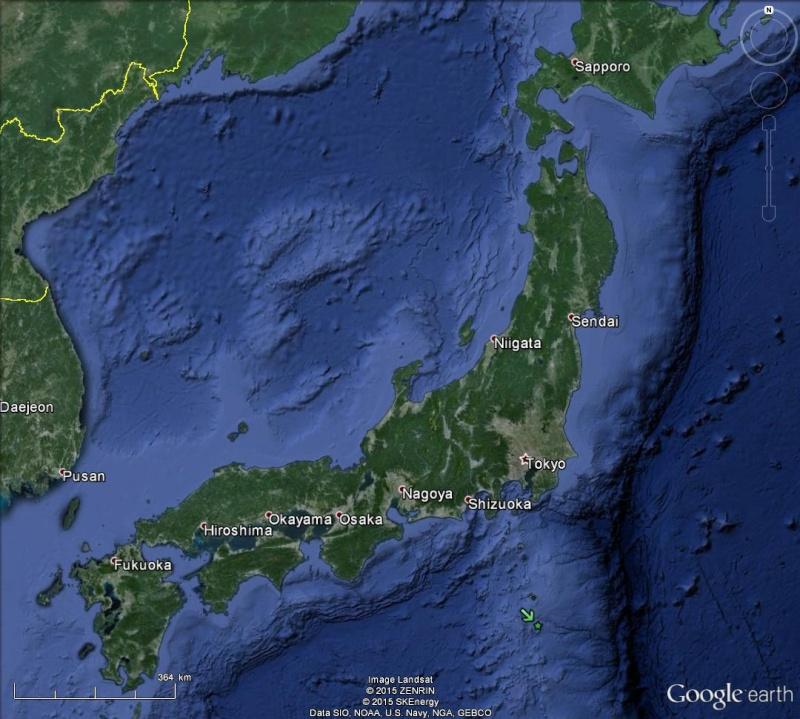 ile volcanique Aogashima, archipel izu, japon Japon10