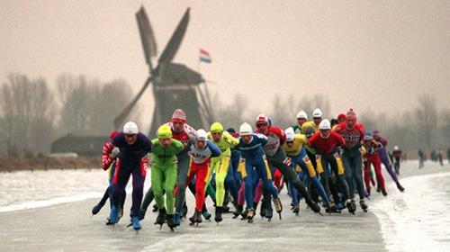 L'Elfstedentocht : une course mythique de patinage... en grand péril Laatst10