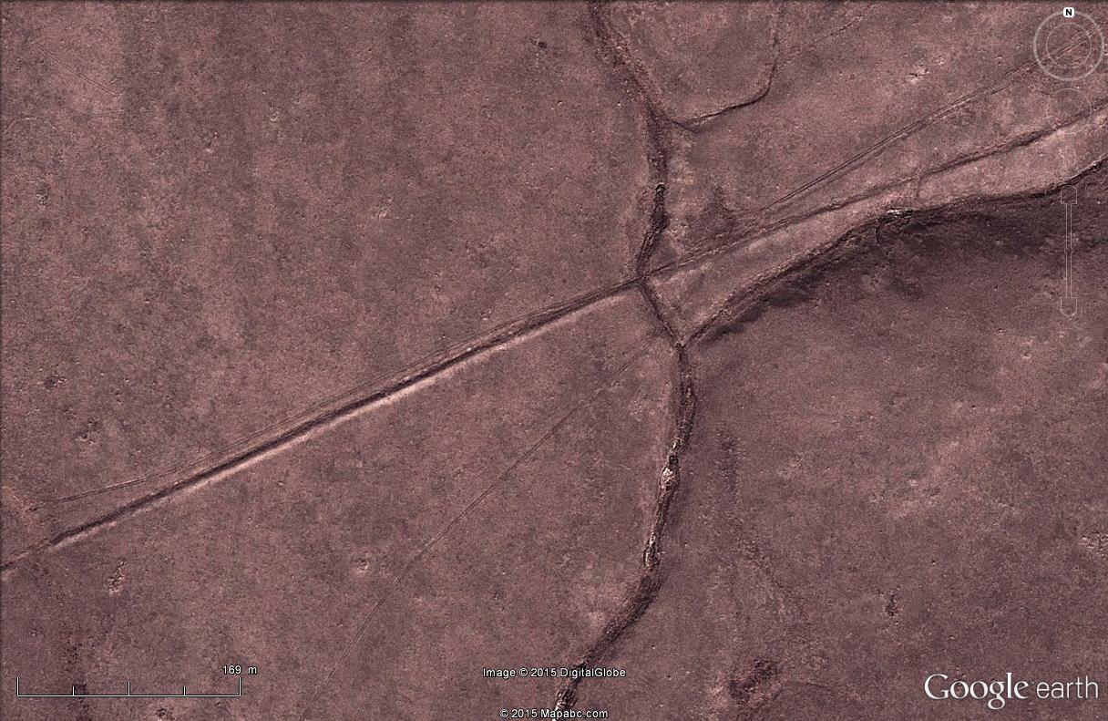 La Muraille de Gengis Khan Levye10