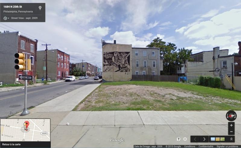 STREETVIEW : les fresques murales de Philadelphie  - Page 8 Lino10