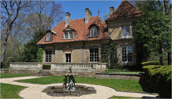 Déménagement de châteaux ou églises d'un continent à l'autre : mythe ou réalité ? Lizo1-10