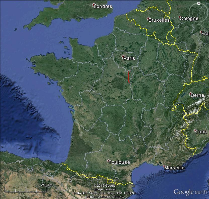 Nationale 7 : 1000 km de voyage (sujet participatif) - Page 5 Loiret10