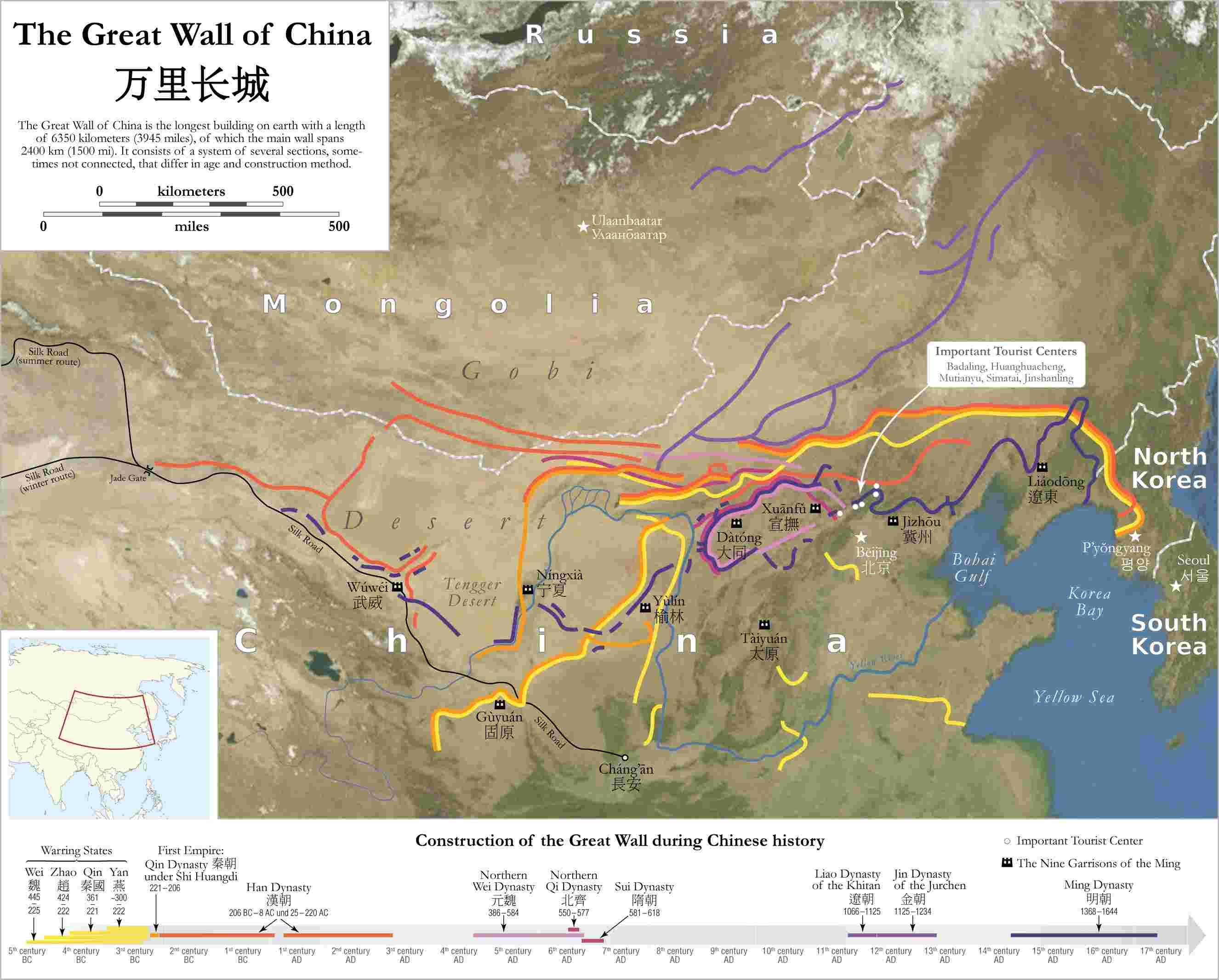 La Muraille de Gengis Khan Map_of10