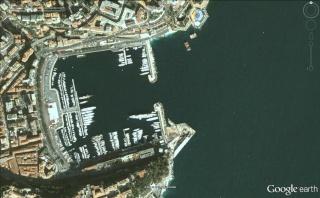 Comment superposer 2 images sur Google Earth [Pb Technique GE, résolu] Monaco10