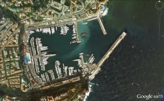 Comment superposer 2 images sur Google Earth [Pb Technique GE, résolu] Monaco11