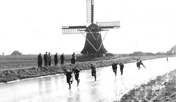 L'Elfstedentocht : une course mythique de patinage... en grand péril Nieuwe10