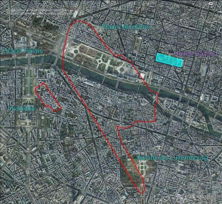 Nationale 7 : 1000 km de voyage (sujet participatif) - Page 2 Paris_14