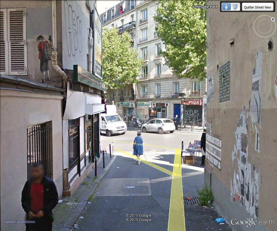 STREET VIEW : street art, grafs, tags et collages - Page 4 Pleure10