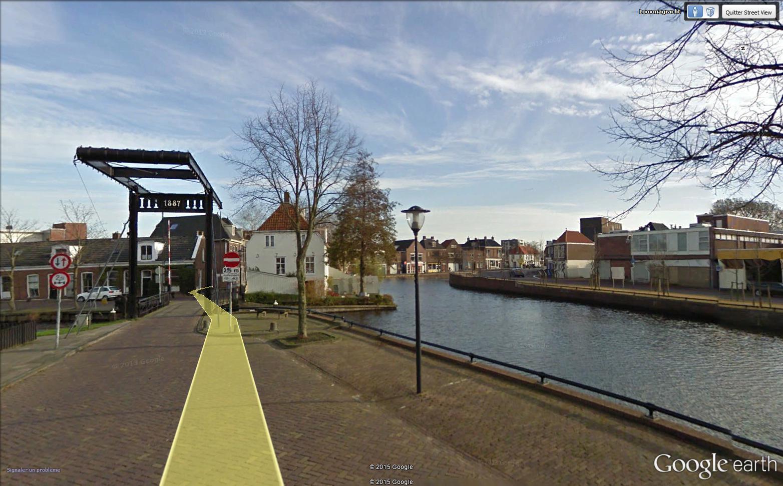 L'Elfstedentocht : une course mythique de patinage... en grand péril Pont_110