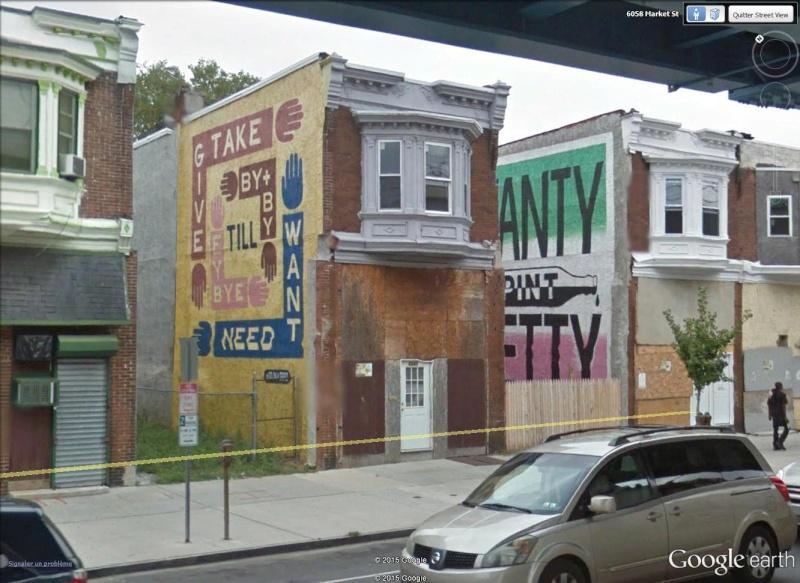 STREETVIEW : les fresques murales de Philadelphie  - Page 12 Wanty10