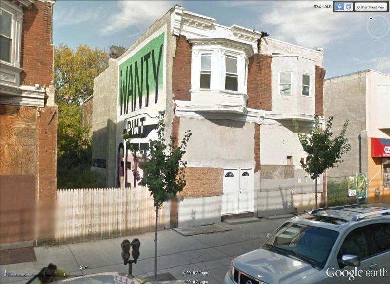 STREETVIEW : les fresques murales de Philadelphie  - Page 12 Wanty_10